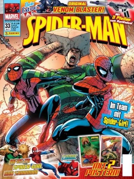 Spider-Man Magazin 33