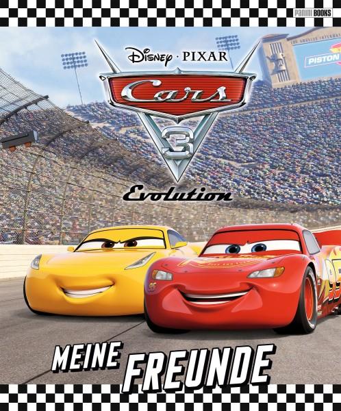 Cars 3: Meine ersten Freunde Cover