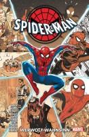 Spider-Man: Werwolf-Wahnsinn Cover