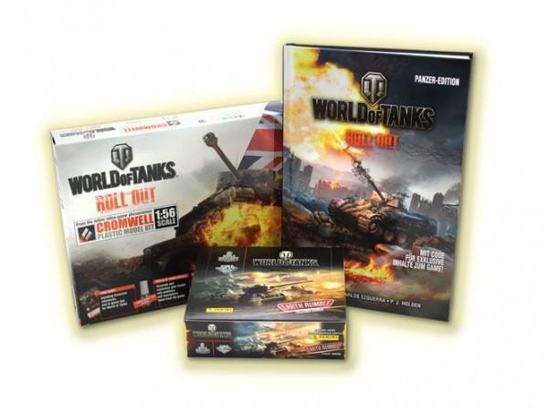 World of Tanks Trading Cards Kollektion - Bundle 4B
