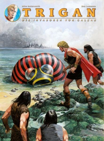 Trigan 2: Die Invasoren von Gallas