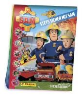 Feuerwehrmann Sam Stickerkollektion - Album Cover