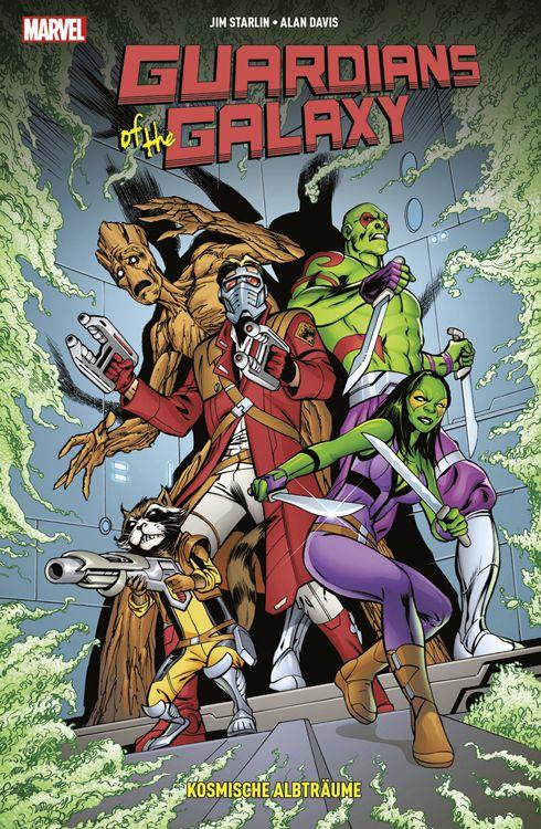 Guardians of the Galaxy - Kosmische...