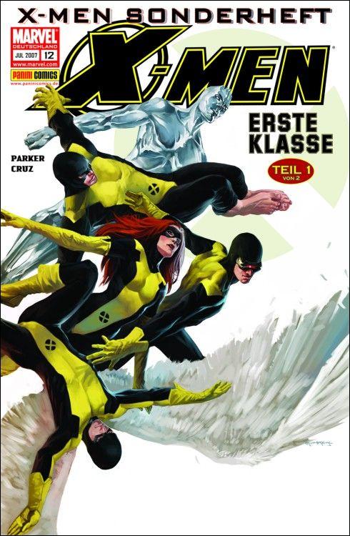 X-Men Sonderheft 12: Erste Klasse 1