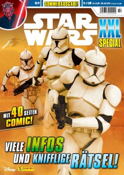 Star Wars XXl Special 02/17