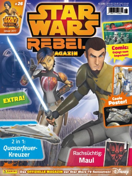 Star Wars: Rebels - Magazin 26