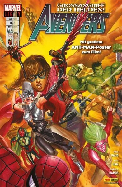 Avengers 26 (2016)