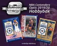 NBA 2019-20 Contenders Optic Trading Cards - Hobbybox