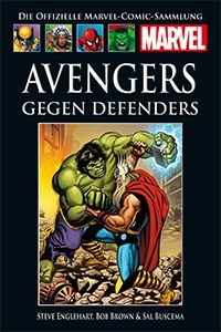 Hachette Marvel Collection 112: Avengers gegen Defenders