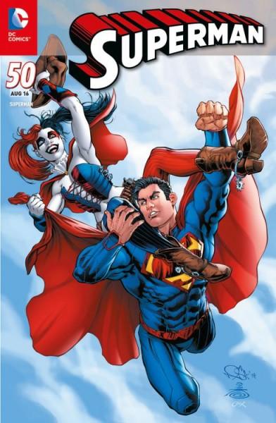 Superman 50 Variant - Comic Con Stuttgart