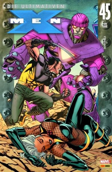 Die Ultimativen X-Men 45