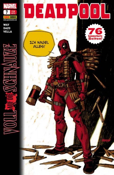Deadpool 7 (2011)