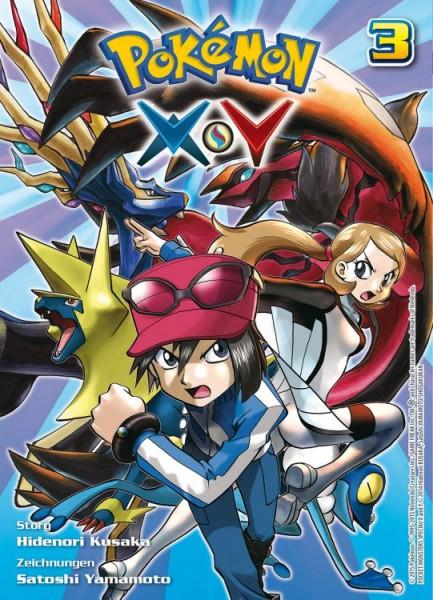 Pokémon X und Y 3