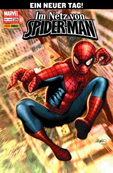 Im Netz von Spider-Man 15