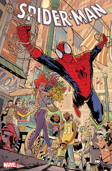 Spider-Man 14 Marvel-Tag Variant