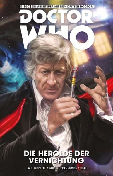 Doctor Who: Der dritte Doctor - Die Herolde der Vernichtung