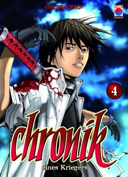 Chronik eines Kriegers 4