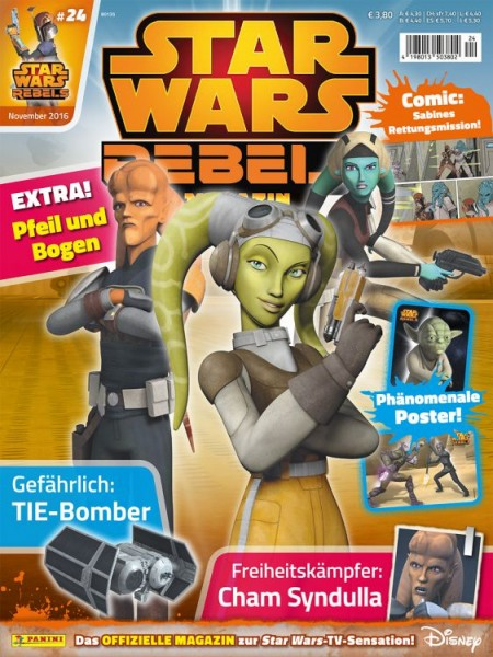 Star Wars: Rebels - Magazin 24
