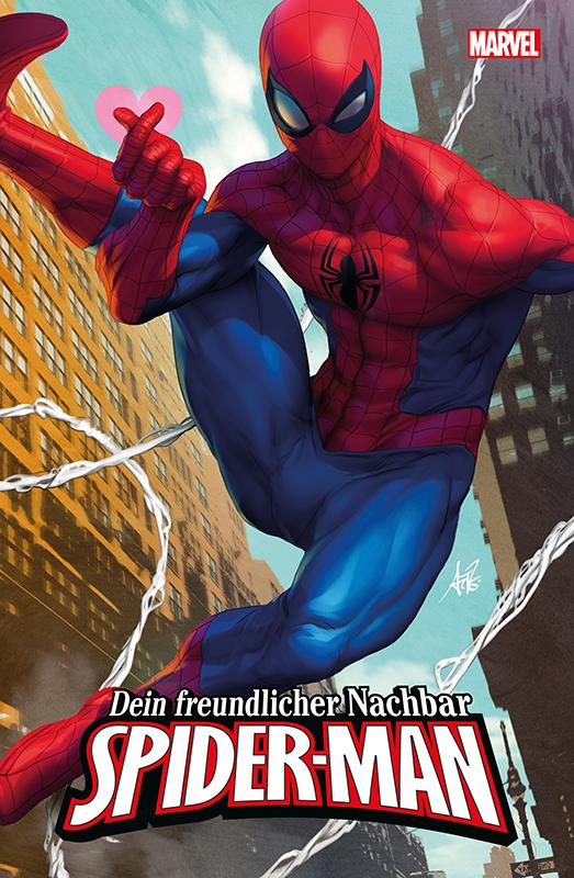 Dein freundlicher Nachbar Spider-Man...