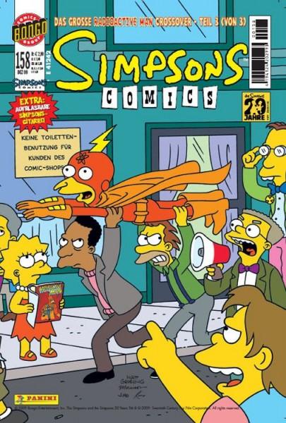 Simpsons Comics 158