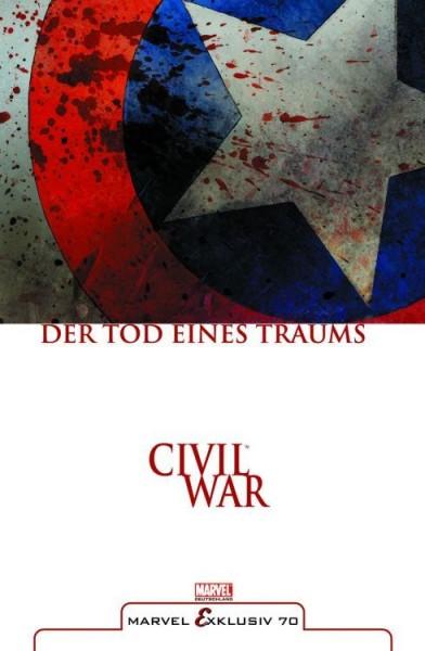 Marvel Exklusiv 70: Civil War - Der Tod eines Traums