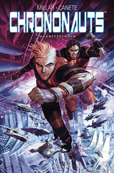 Chrononauts 2: Zukunftsschock Cover