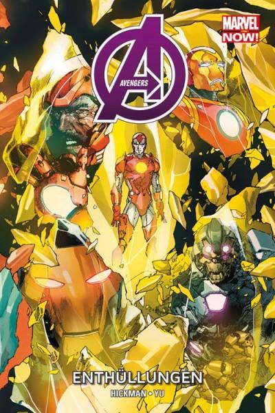 Marvel Now!: Avengers 5