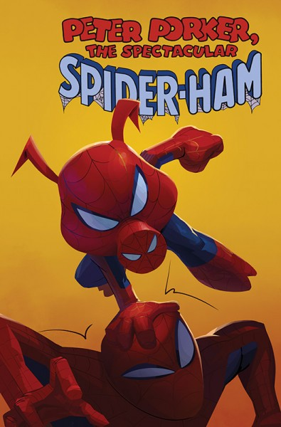 Peter Porker: Spider-Ham Cover