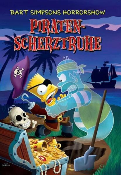 Bart Simpsons Horrorshow 5: Piratenscherztruhe