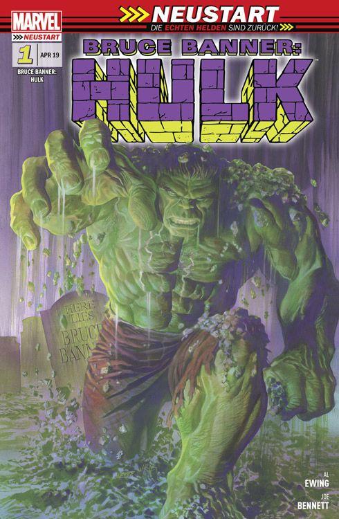 Bruce Banner: Hulk 1 - Unsterblich