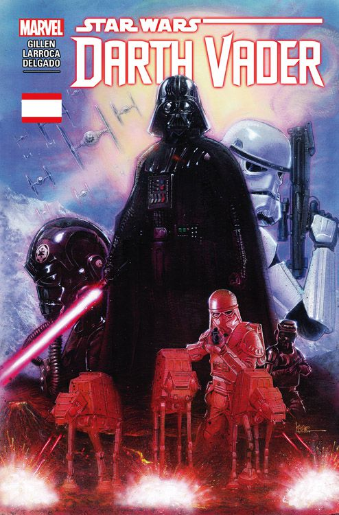 Star Wars 1: Darth Vader 5 -...