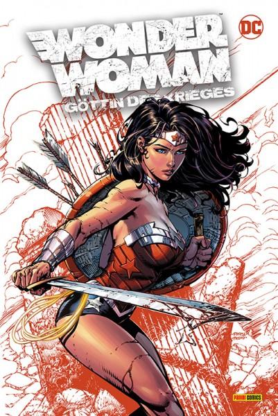 Wonder Woman - Göttin des Krieges (Deluxe Edition)