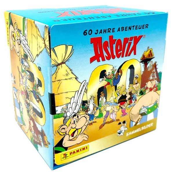 Asterix: 60 Jahre Abenteuer - Stickerkollektion - Box