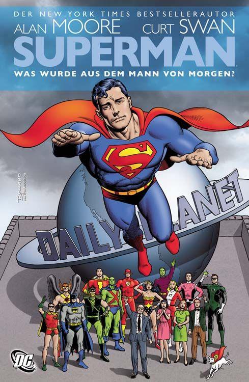 Superman: Was wurde aus dem Mann von...
