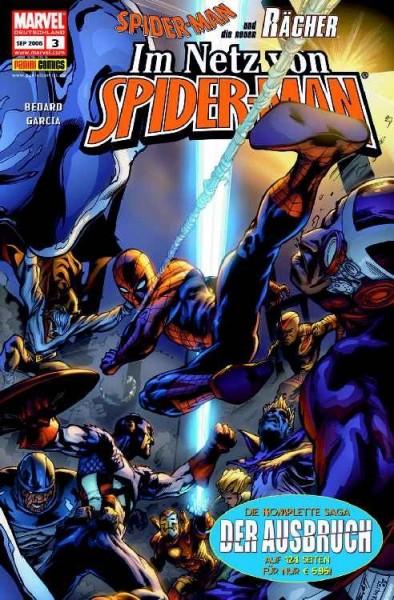 Im Netz von Spider-Man 3