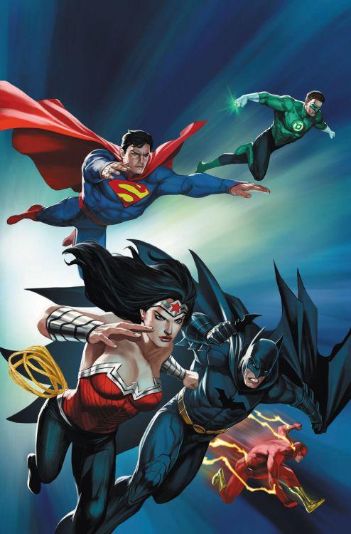 Justice League 41 Variant Comic -...