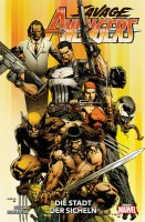 Savage Avengers 1: Die Stadt der Sicheln