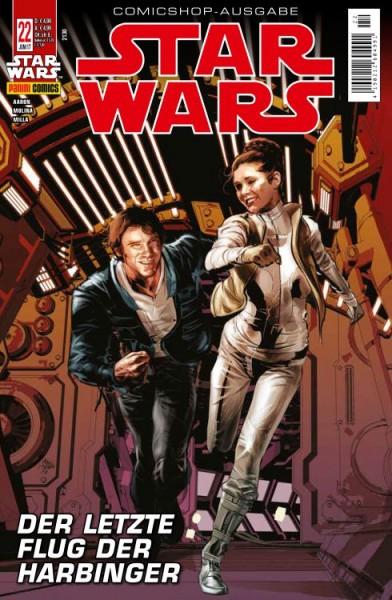 Star Wars 22: Der letzte Flug der Harbinger 2 - Comicshop-Ausgabe