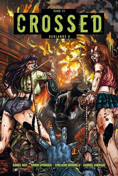Crossed 13: Badlands 6