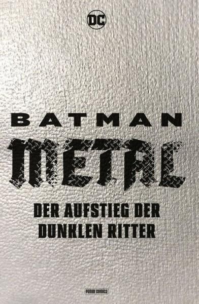 Batman Metal - Der Aufstieg der Dunklen Ritter Hardcover