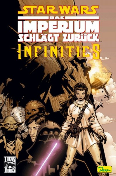 Star Wars Sonderband 24: Infinities - Das Imperium schlägt zurück