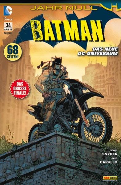 Batman 34 (2012)