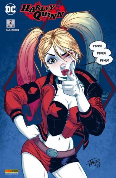 Harley Quinn 2 Comic Con Stuttgart Variant