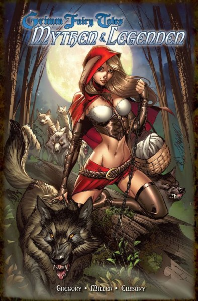 Grimm Fairy Tales: Mythen & Legenden 1