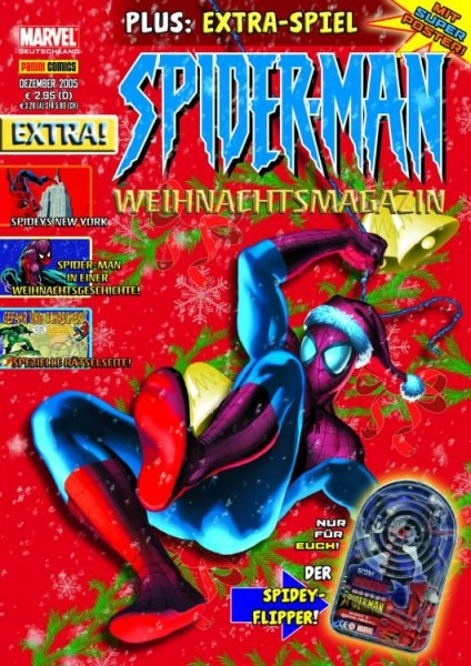 Spider-Man Magazin Christmas Special
