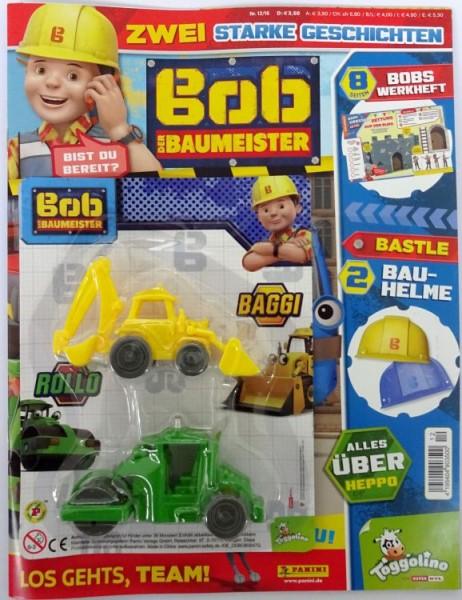 Bob der Baumeister Magazin 12/16