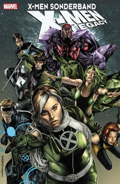 X-Men Sonderband - X-Men Legacy 2