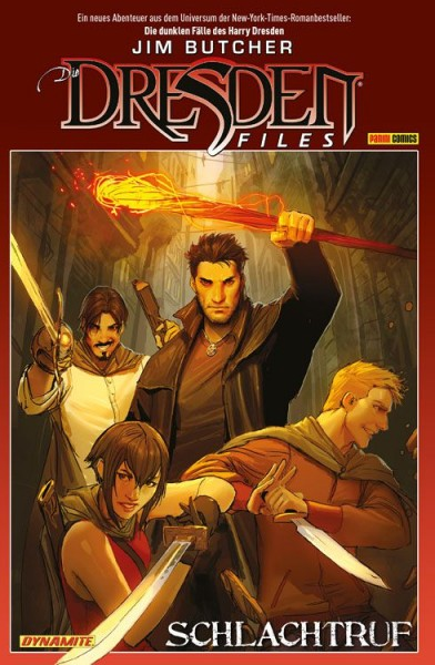 Jim Butcher: Dresden Files 2: Schlachtruf