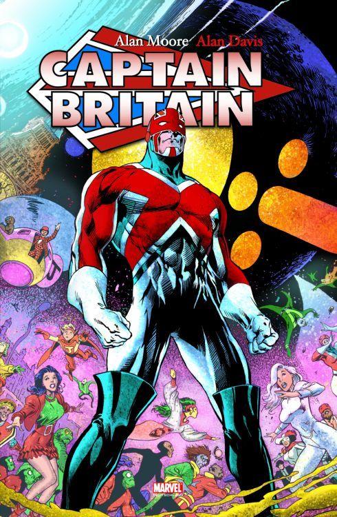Marvel Exklusiv 78: Captain Britain