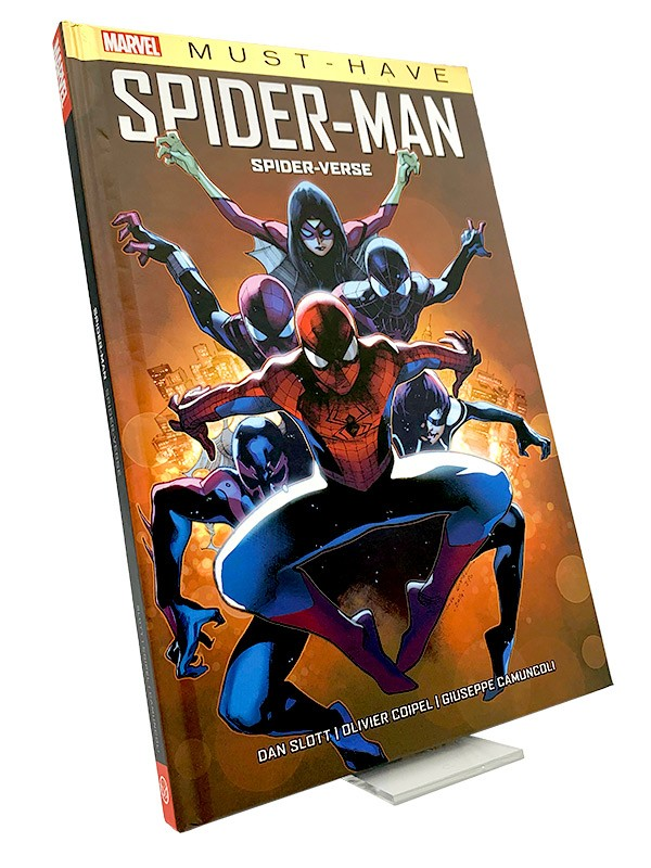 Marvel-Must-Have - Spider-Man Spider-Verse